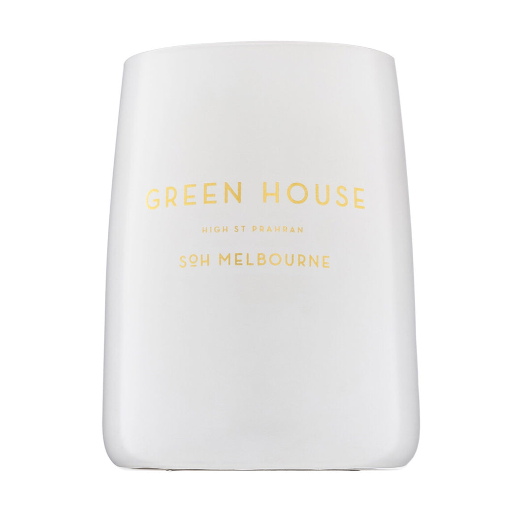 Greenhouse SOH Scented Candle