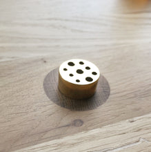 Short Cylinder Incense Holder