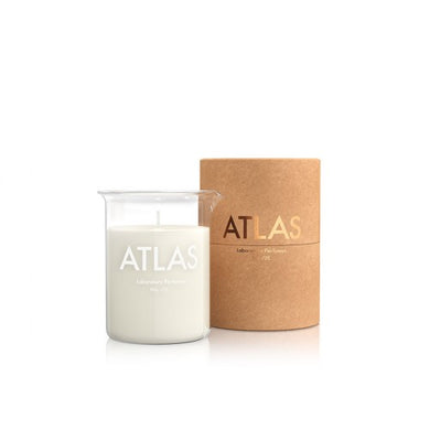 Laboratory Atlas Candle