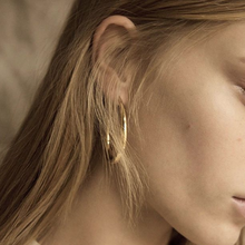 Tilda Hoop Earrings - Gold