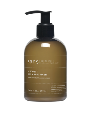 sans [ceuticals] pH Perfect Body + Hand Wash - The Method