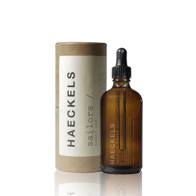 Heakels Beard Oil - The Method