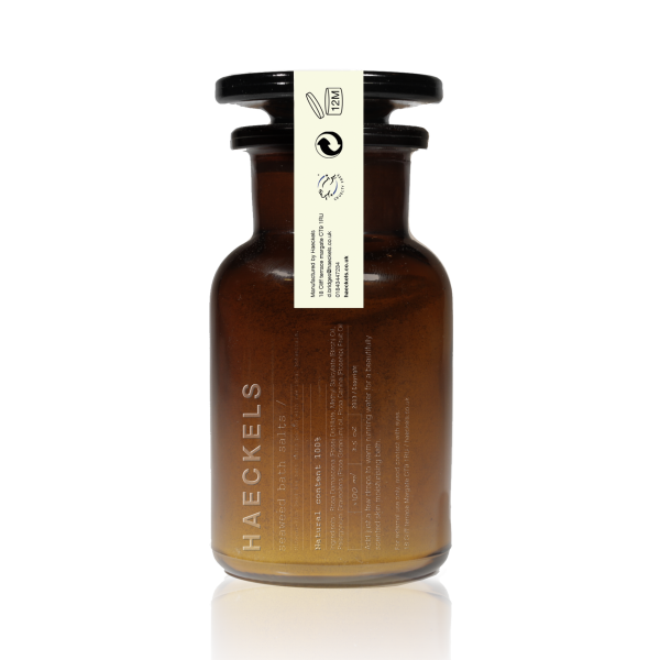 Haeckels Seaweed Bath Salts - The Method