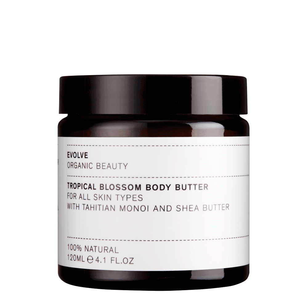Evolve Tropical BlossomBody Butter