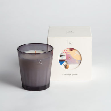 LO Studio - Unkempt Geisha - Scented Candle 220g