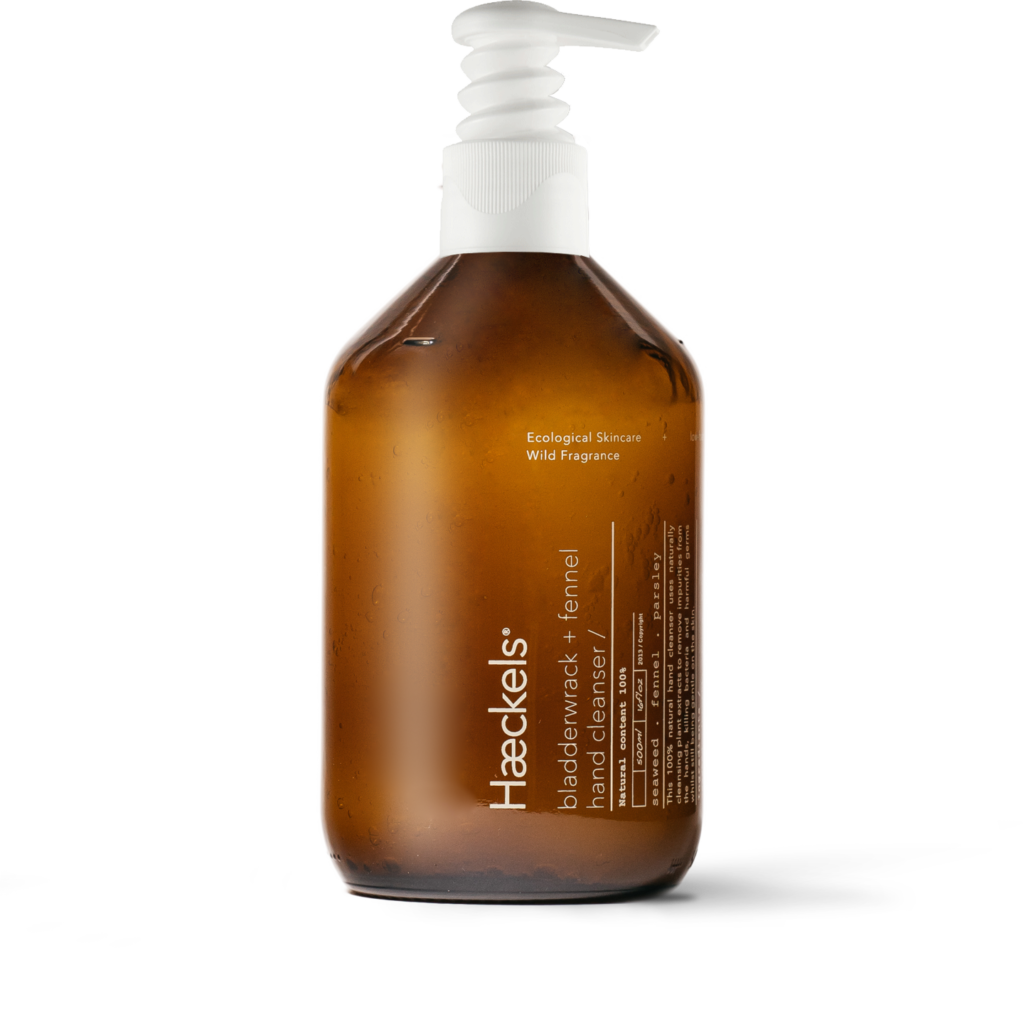 Haeckels Bladderwrack + Fennel Hand Cleanser With