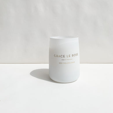 Grace le Rose SOH Scented Candle