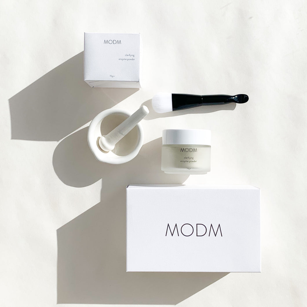 MODM Clarifying Facial Ritual Set
