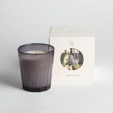 LO Studio - Pathless Wood - Scented Candle 220g