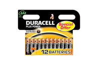 DURACELL PLUS POWER AAA (12 STK.)
