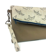 Gigi - Fold Over Clutch