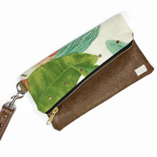 Gigi Mini - Palm Leaf & Cocoa Vegan Leather