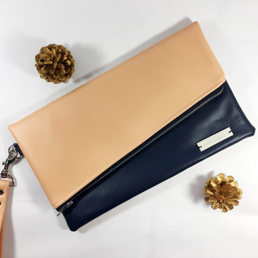 Gigi Fold Over Clutch