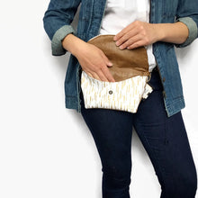 Lulu fanny pack - Palm Leaf