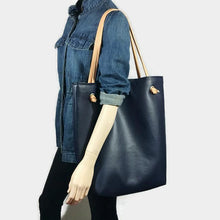 Kate - The Everything Tote - Navy