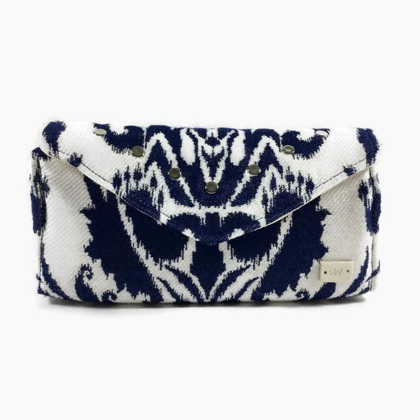 Shelbie Wallet - Ikat 2