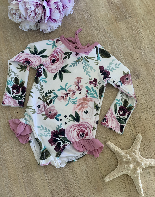 Handmade Summer Swimwear For Kids
