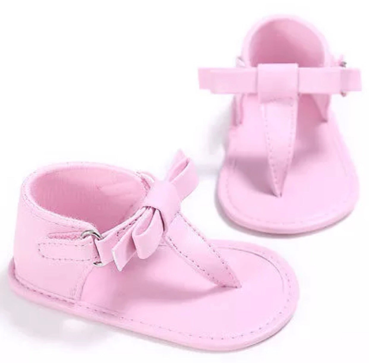 Girls Summer Bow Knot Shoes