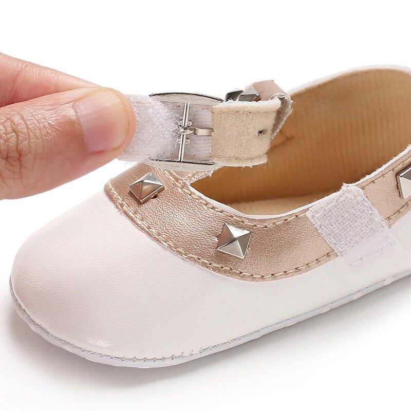 Baby-Pre-walker-Studded-T-bars-Velcro