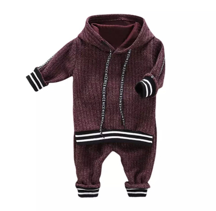 Boys-Tracksuit-Brown-Kyle-Set