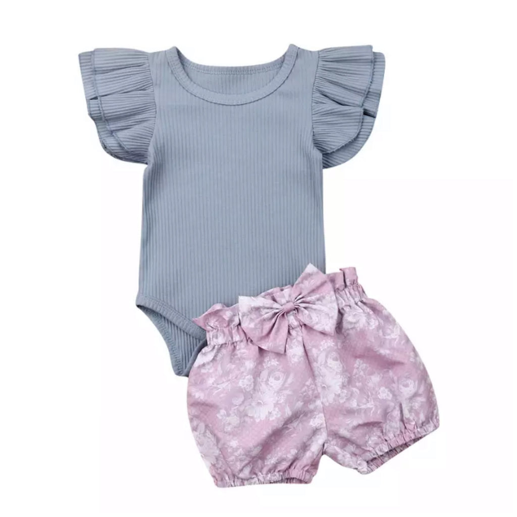 Billy Shorts Set