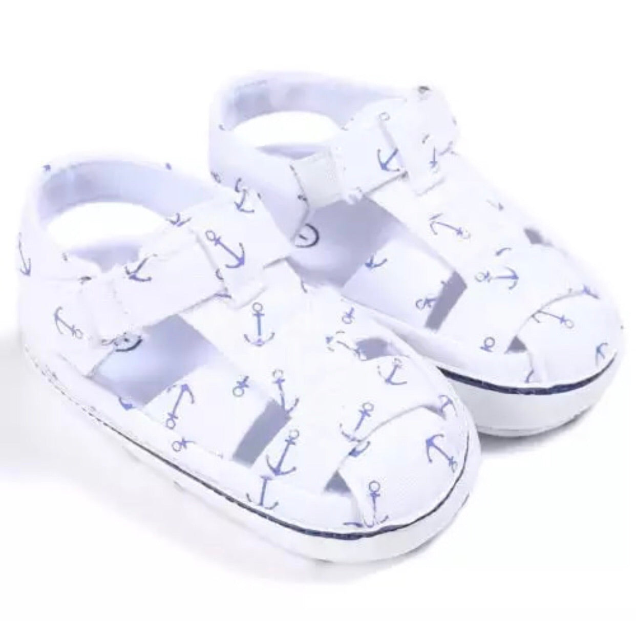 Baby-Boys-Pre-walker-Sandals-Sailor-Style