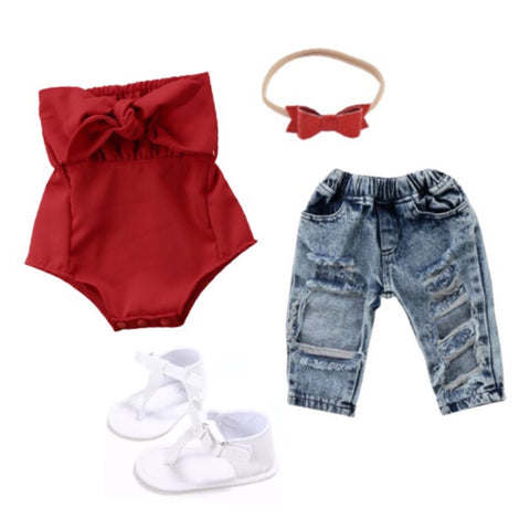 Red Bow Bundle