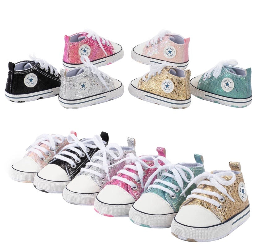 Kids-Shoes-Glitter-High-Top-Shoes