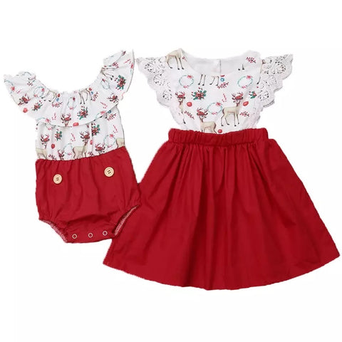 Matching Christmas Outfits-Sold Separately