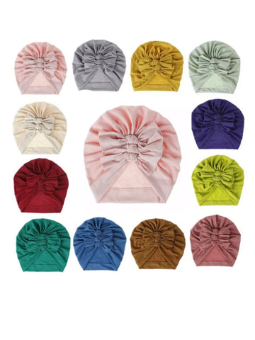 Triple Knot Turban