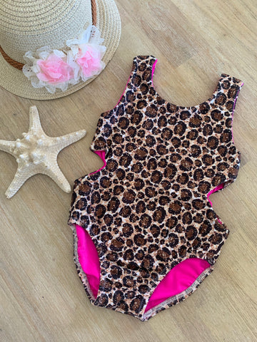 Cheetah One Piece