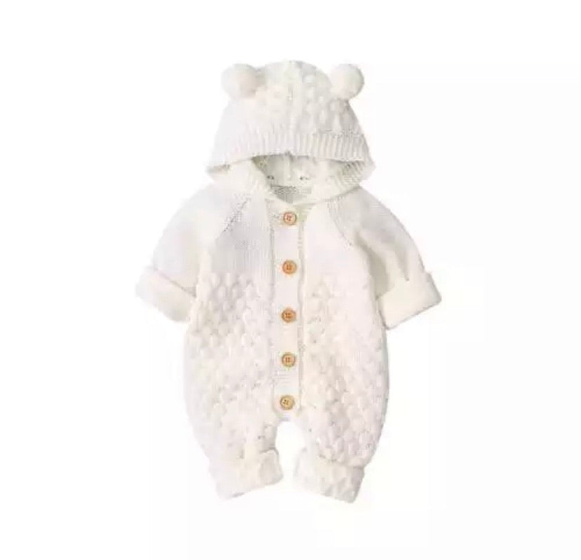 White-Winter-Outfits-Bear-Knit-Onesie