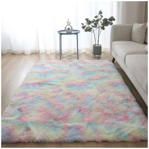 Fluffy Unicorn Mat