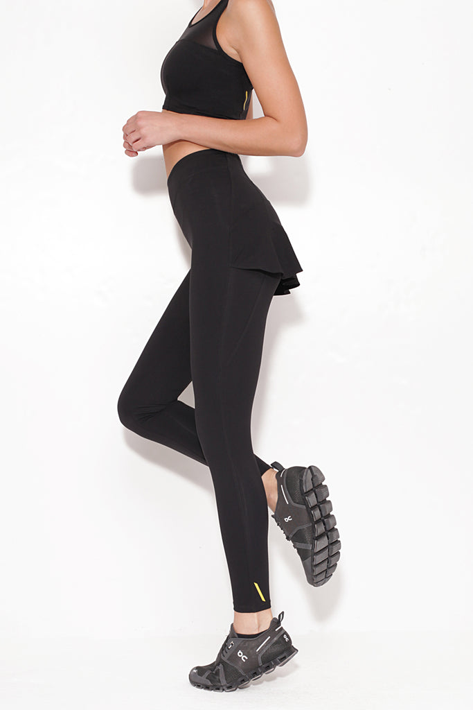 Nuova Black Sleggings - Sapopa