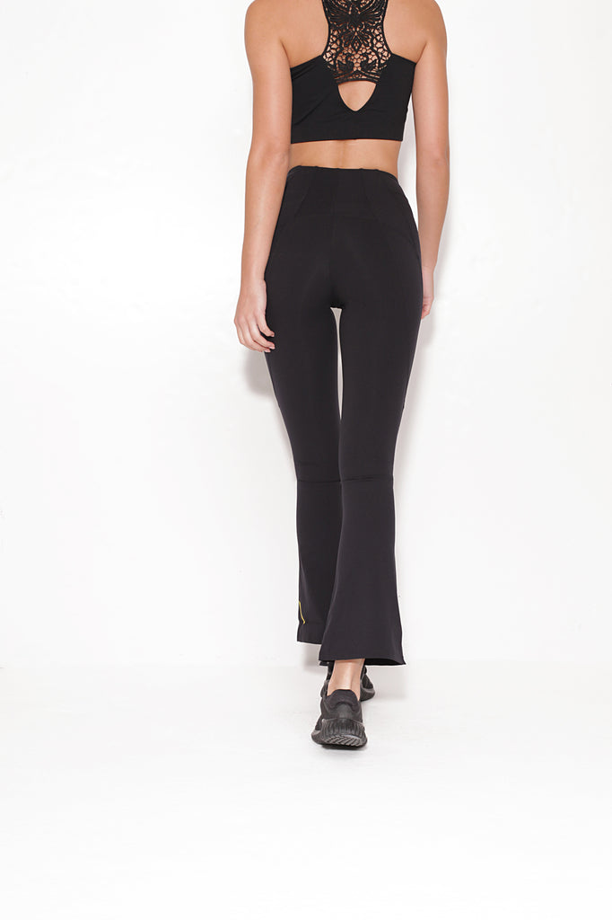 Sole Full Lenght Flare Leggings - Sapopa