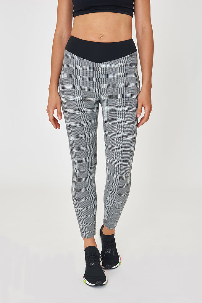 Ginny Prince of Wales Leggings - Sapopa