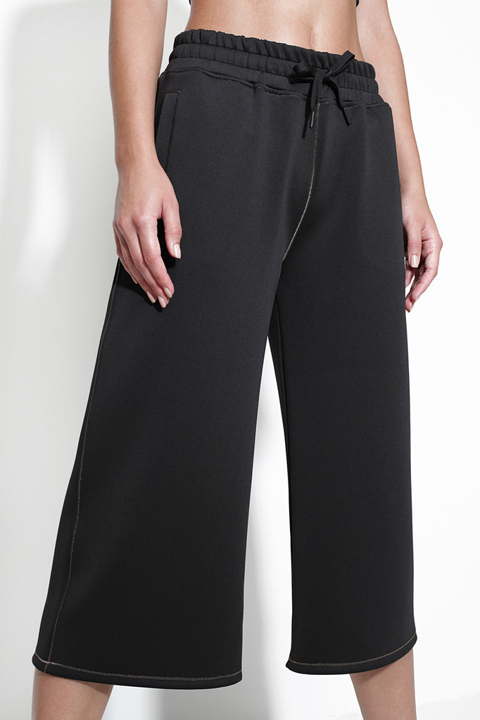 Indaco Cropped Pants - Sapopa