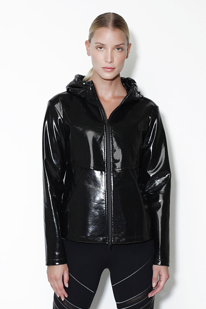 Dalia Eco-Leather Jacket - Sapopa