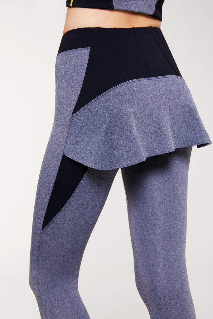 Nuova Grey Sleggings - Sapopa
