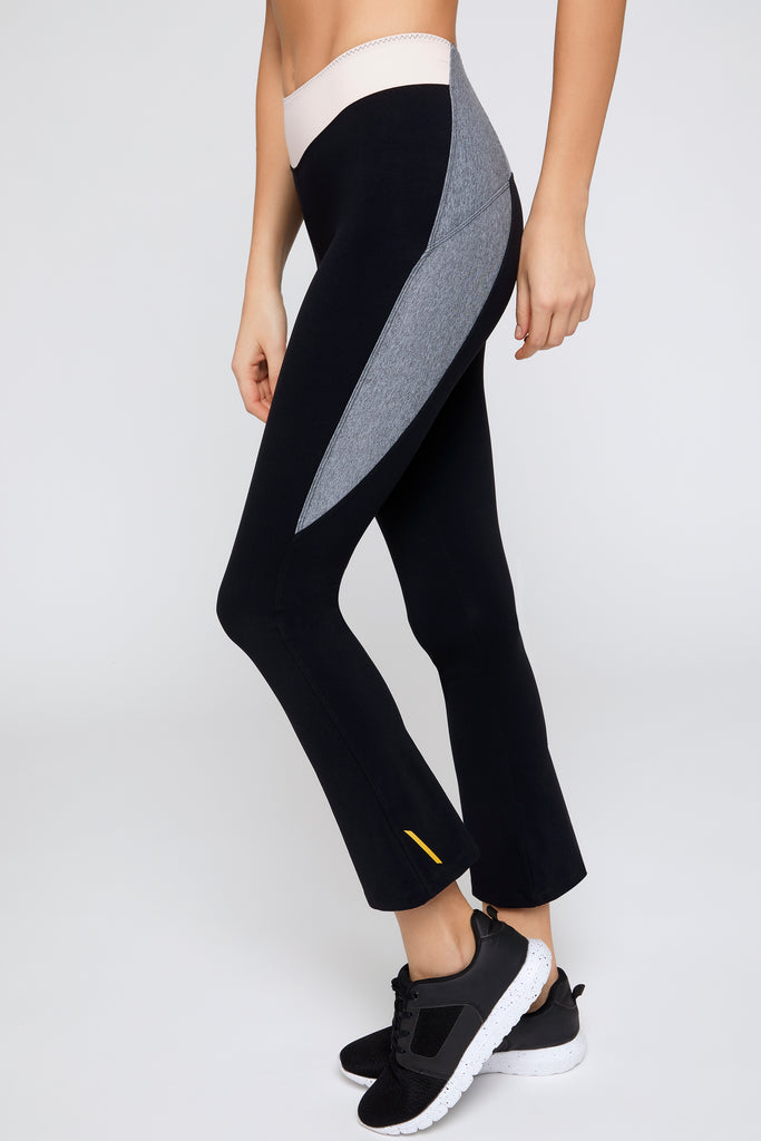 Stella Cropped Leggings - Sapopa