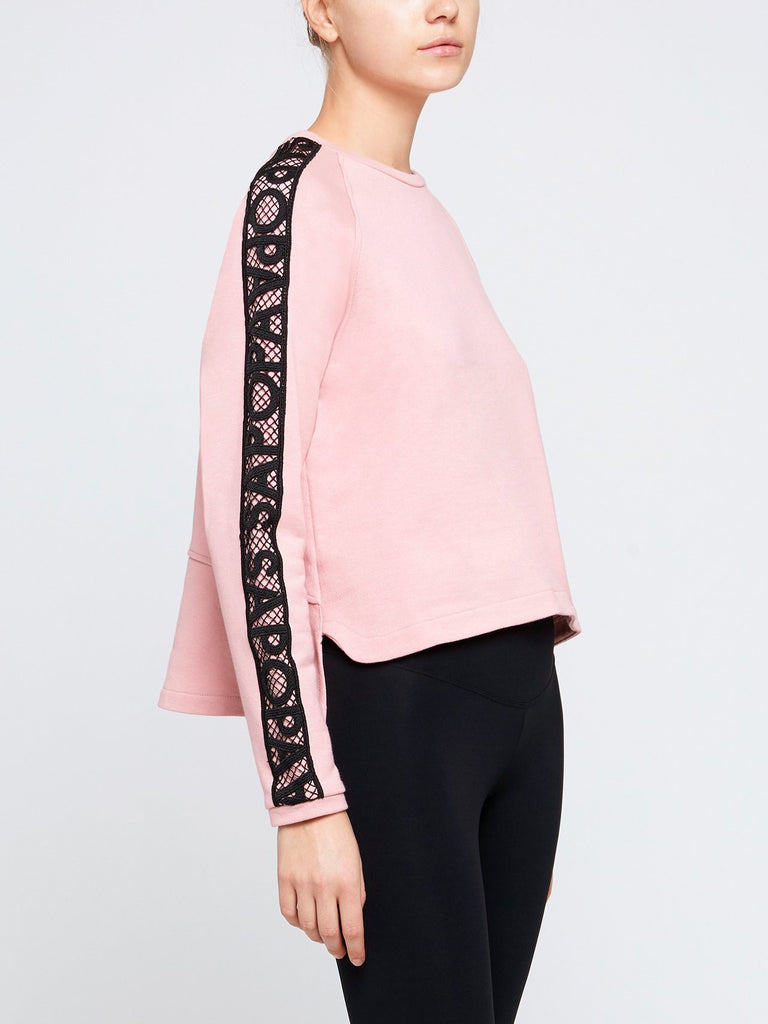 City Pink Sweatshirt - Sapopa