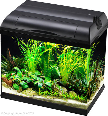 Aqua One EcoStyle 42 / 47 fish tank, Pet Essentials, Pet.co.nz, Happy Animalz Taradale, Fish Store Napier