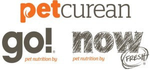 petcurean go! now logo