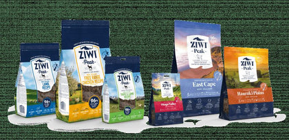 ZiwiPead NZ Dog Food Daily Food