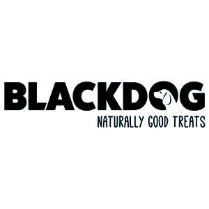blackdog treats, logo, pet essentials, black dog treats for dogs, happy animalz taradale, biscuit treat for dogs