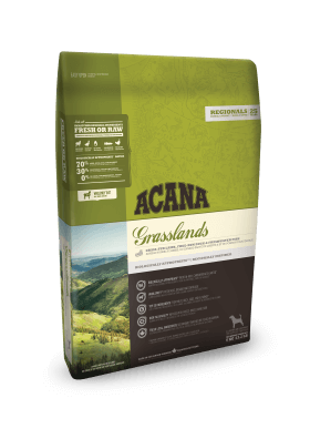 Acana Dog Grasslands 11.4KG, pet essentials napier, pet essentials, acana orijen stockist napier, acana dog food
