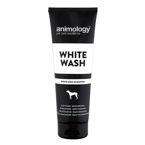 Animology White Wash Shampoo 250ml, pet essentials napier,