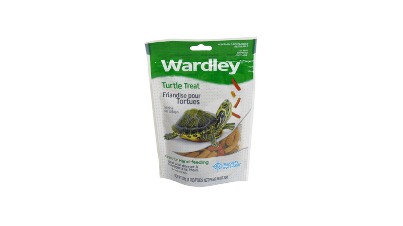 NR14 Wardley Turtle Treat 28gm ^12646 Pet Essentials, Turtle pellets, turtle food