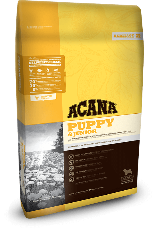 Acana Puppy & Junior 2kg - Dry Biscuit - Pet Essentials Online - Pet Essentials Napier - Hollywood Fish Auckland - Pet Essentials Hastings - pet Essentials Porirua - pet stock Hastings - Animates Napier - Happy Animals Taradale - Pet Store Napier - Fishly - Pet Essentials New Plymouth - Pet Essentials NZ