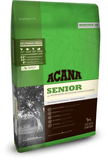 Acana Dog Senior 11.4kg, Pet Essentials Napier, Pet Essesntials Hastings stockist of Acana dog Senior grain free biscuits